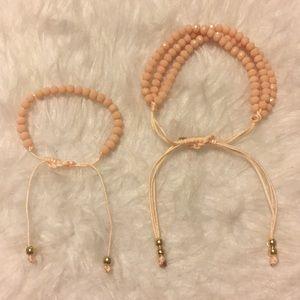 Mom&Daughter matching bracelet